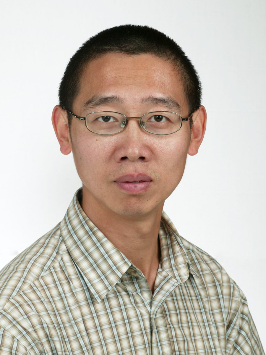 Liang Zhang - 2020-2022 Member at Large portrait